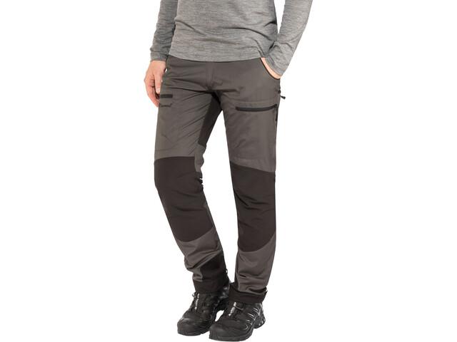 Pinewood Caribou TC Pantalones Hombre, dark grey/black